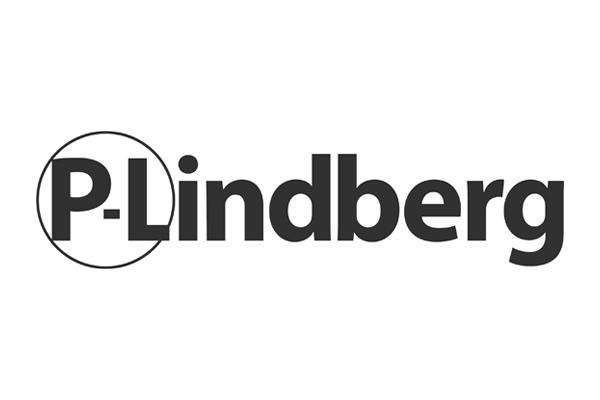 P-Lindberg logo